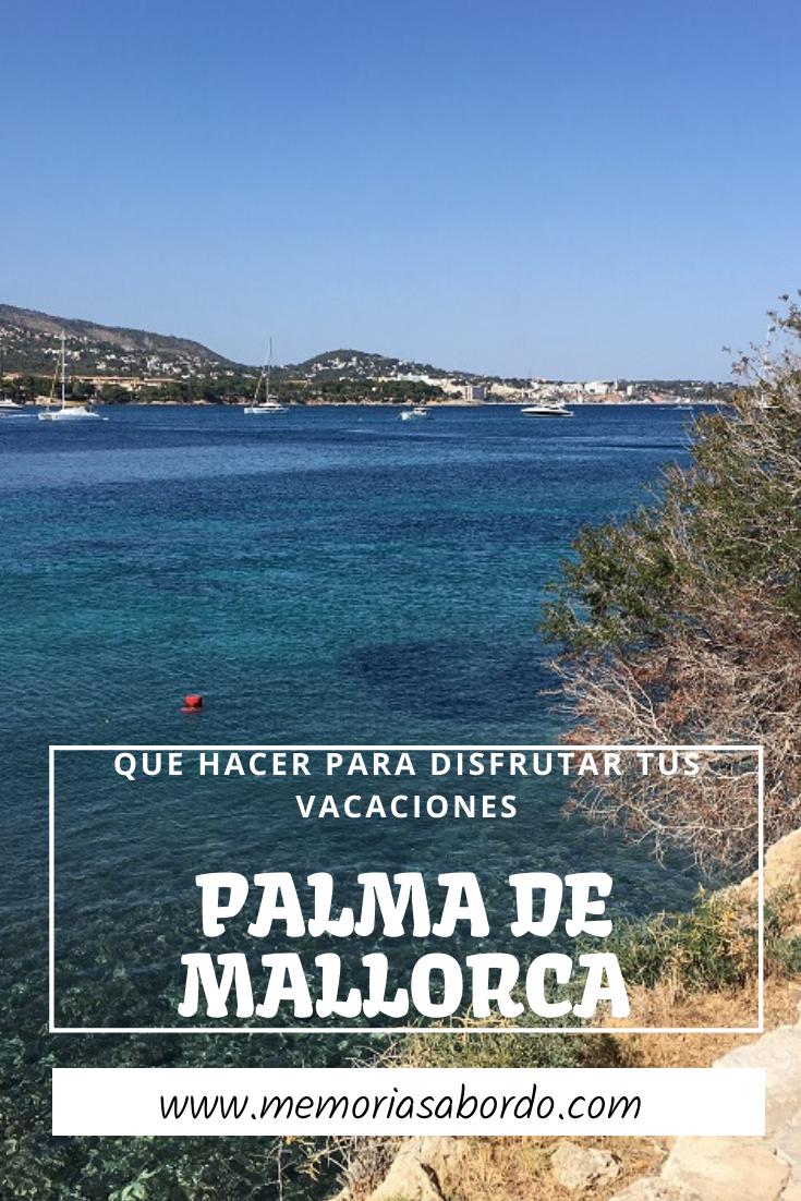 Qué Hacer En Palma De Mallorca Outdoor Beach Water