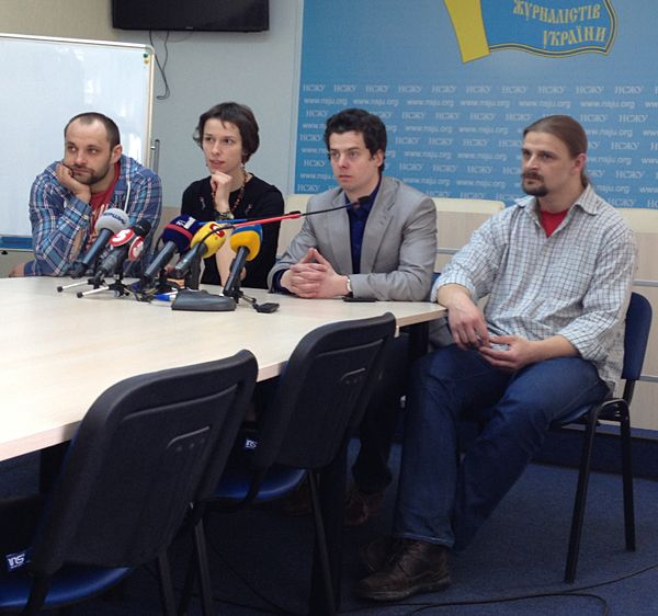In Crimean Captivity. Shocking Story Of Three Liberated