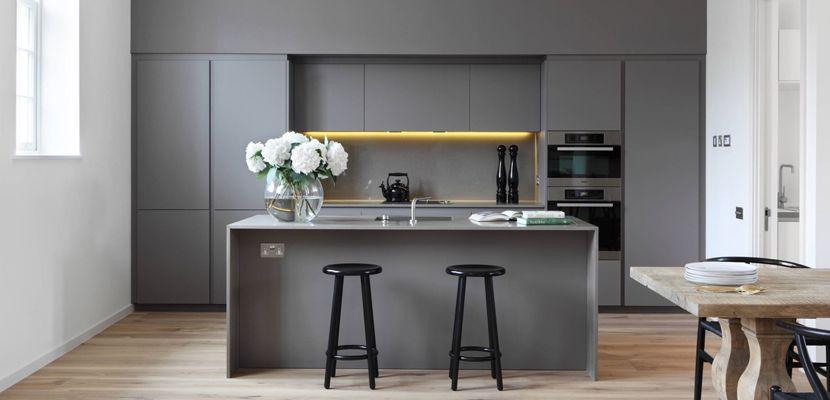 Cómo diseñar una cocina práctica Kitchens and House - como disear una cocina