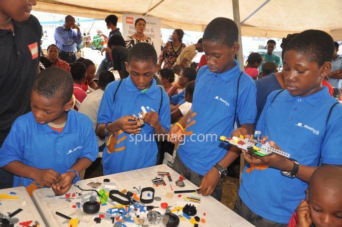 FirstBank celebrates Nigerian children at Inspiration FM Children's Day carnival