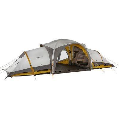 All Tents Camping - MSH Living Room Tent, Family Tent QUECHUA ...