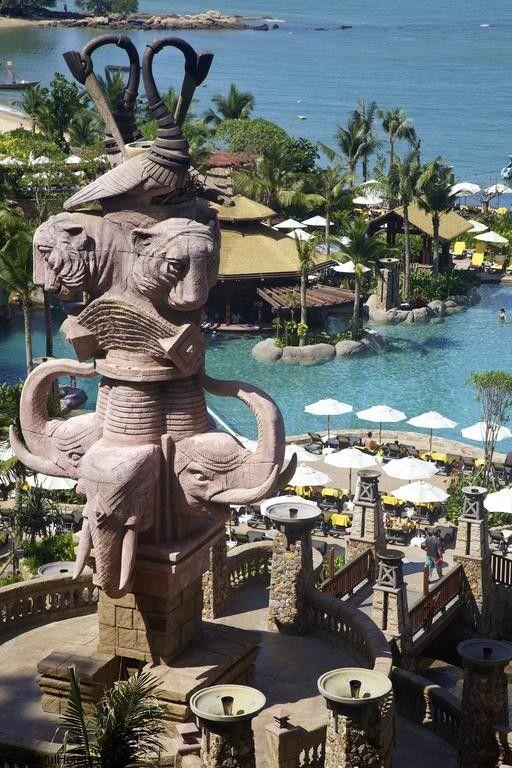 centara grand mirage beach resort pattaya thailand beautiful rh pinterest com