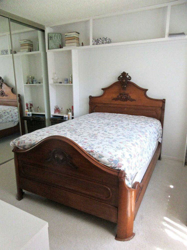 Antique Bedroom Sets Mahogany