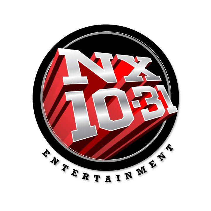 NX 10:31 Record Label. Logo designed by McQuillen Creative Group. Troy McQuillen, designer.