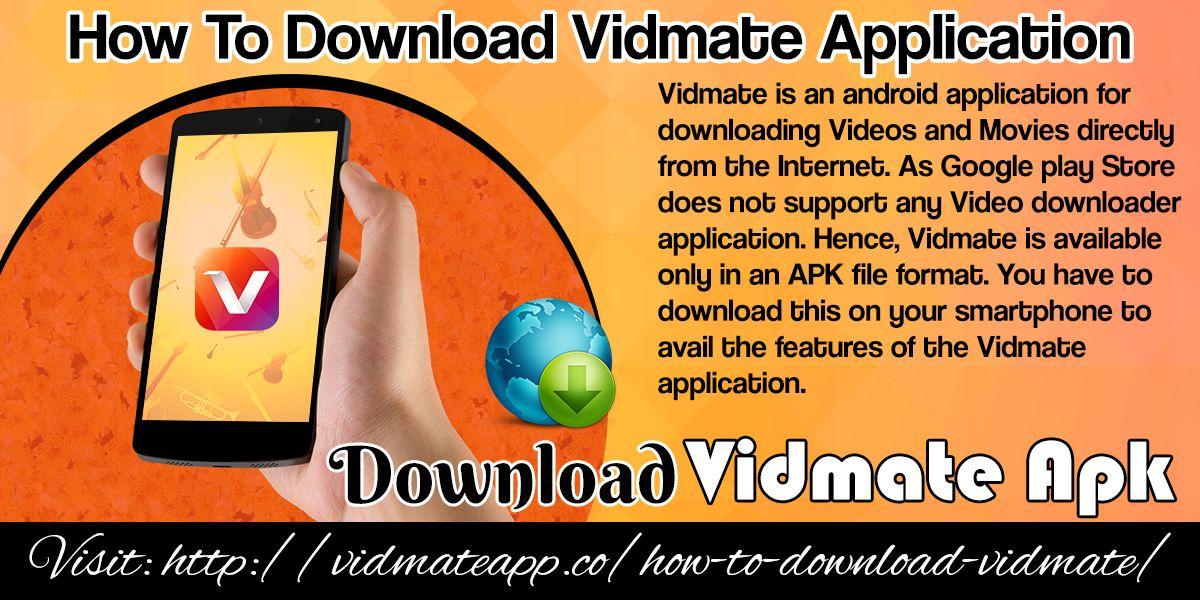 vidmate app download play store