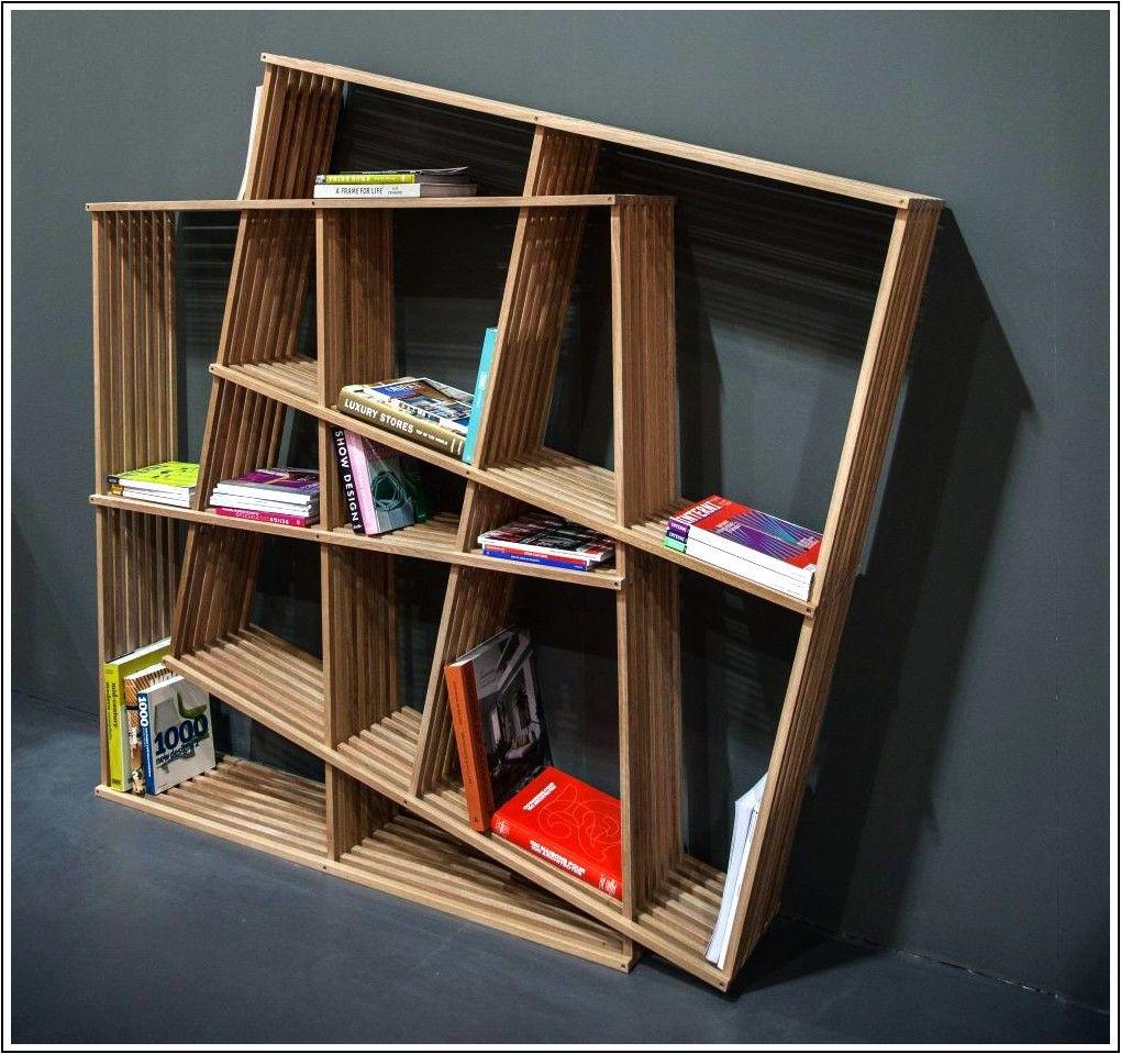 Scaffalature In Legno Per Libri.Scaffali Per Libri Moderni Con Funzioni Di Design Complesse E