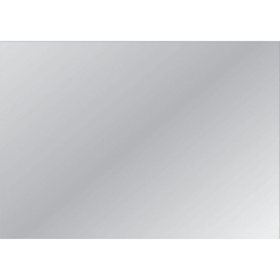 Style Selections 36-in x 48-in Polished Edge Wall Mirror | Lowe\'s ...