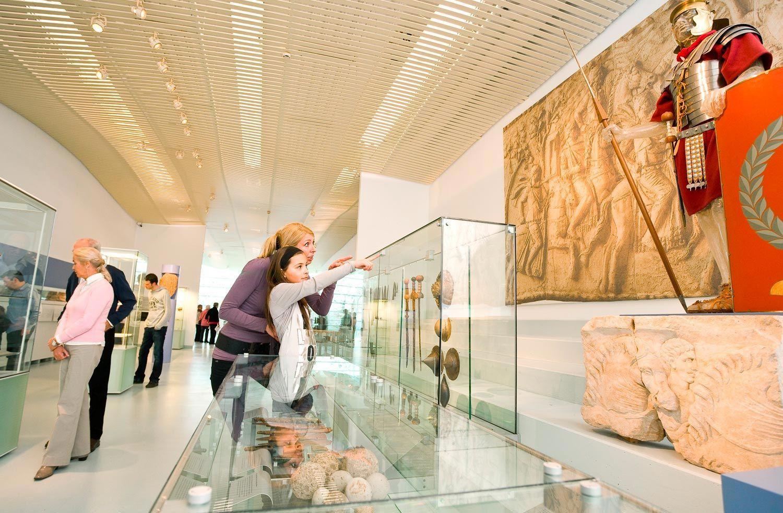 Valkhof Junior - Museum Het Valkhof over Romeinen