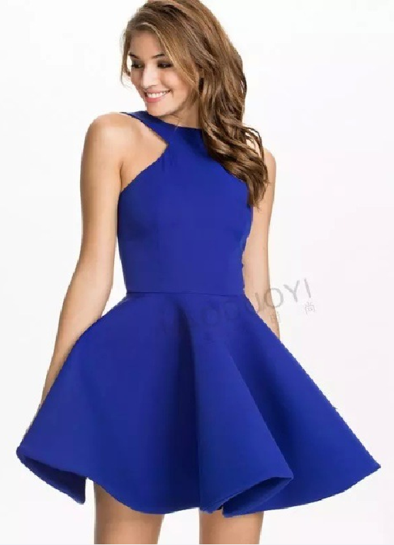 9ba00a6249 Never hesitate to show off your youth and fashion. Details  - Halter design  - Pettiskirt - Great stretch - Regular wash - Fabric   75%Polyester