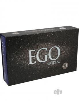 "Ego E4 - 3.5"" x 1.5""/9 cm x 3.75 cm (probe) 4.25"" x 3""/10.75 cm x 7.5 cm (ov..."
