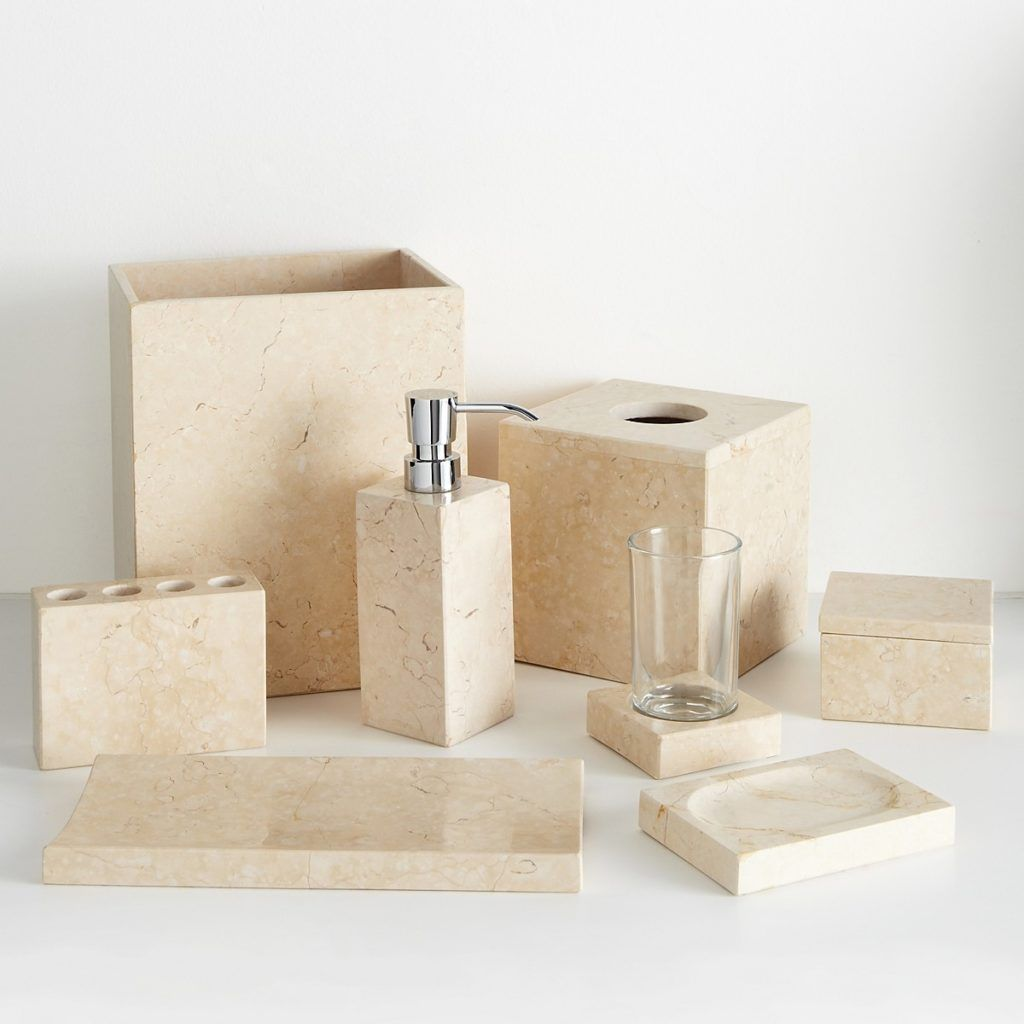 Stone Bathroom Accessories Sets Bathroom Accessories