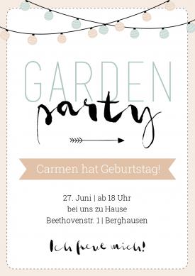 Photo of Einladungskarte Geburtstag | Individuell erstellt | Kaartje2go