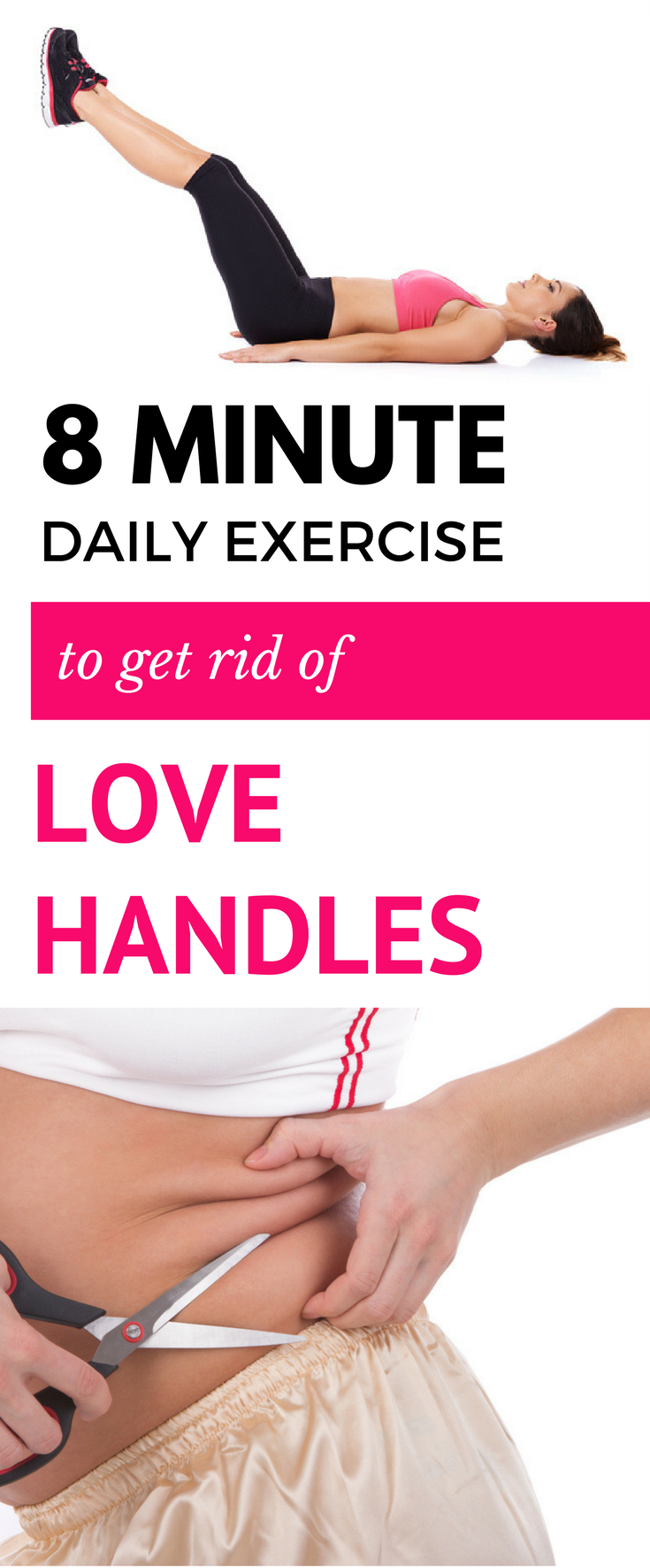 how to get rid of love handles in a week