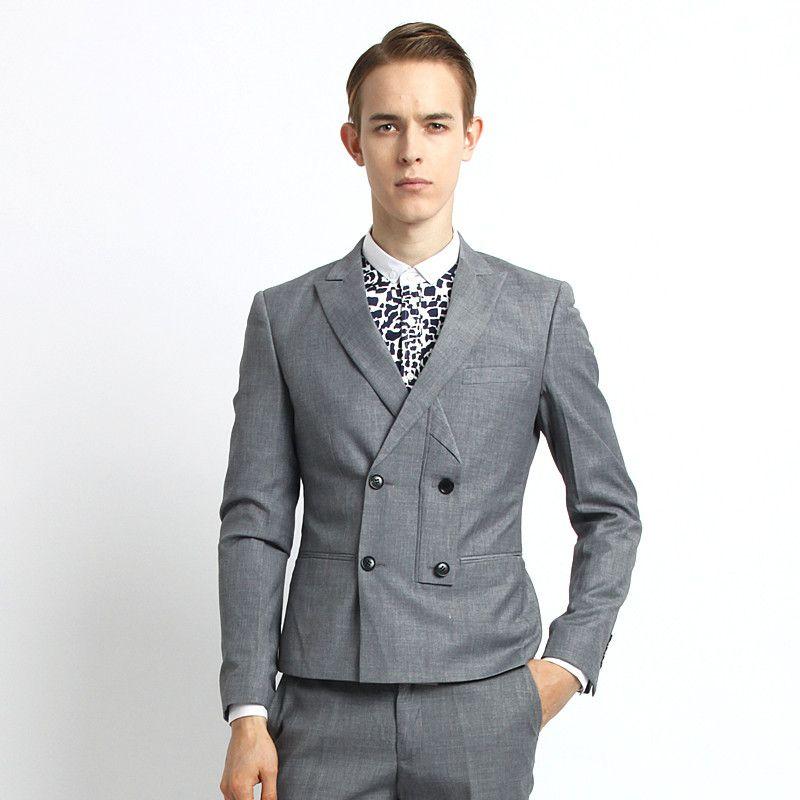 973c6fc4 Sort of double breasted Spencer jacket   Eton/mess/Spencer jacket ...