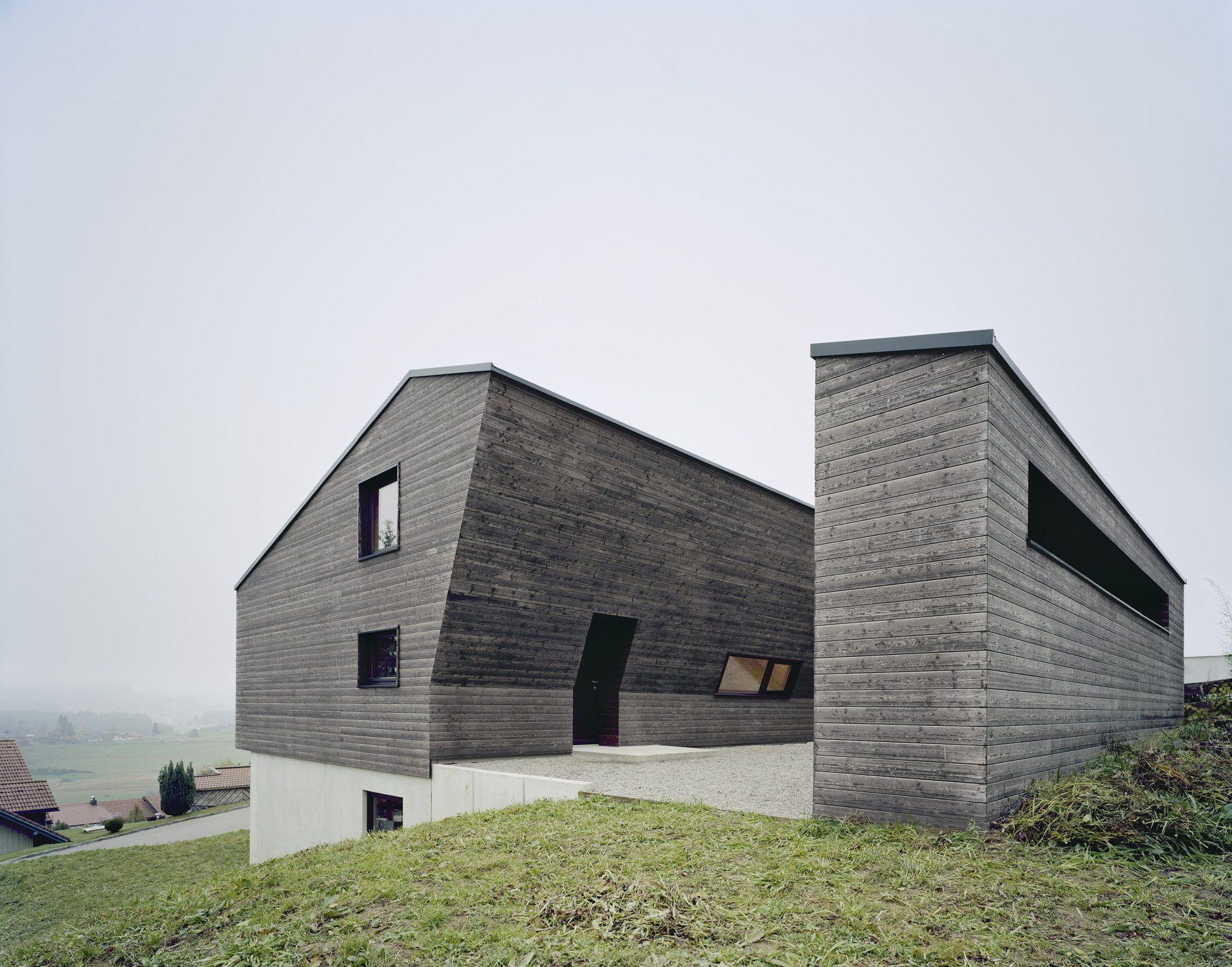 Architektur Ferienhäuser radikal zitiert ferienhaus yonder im allgäu allgäu