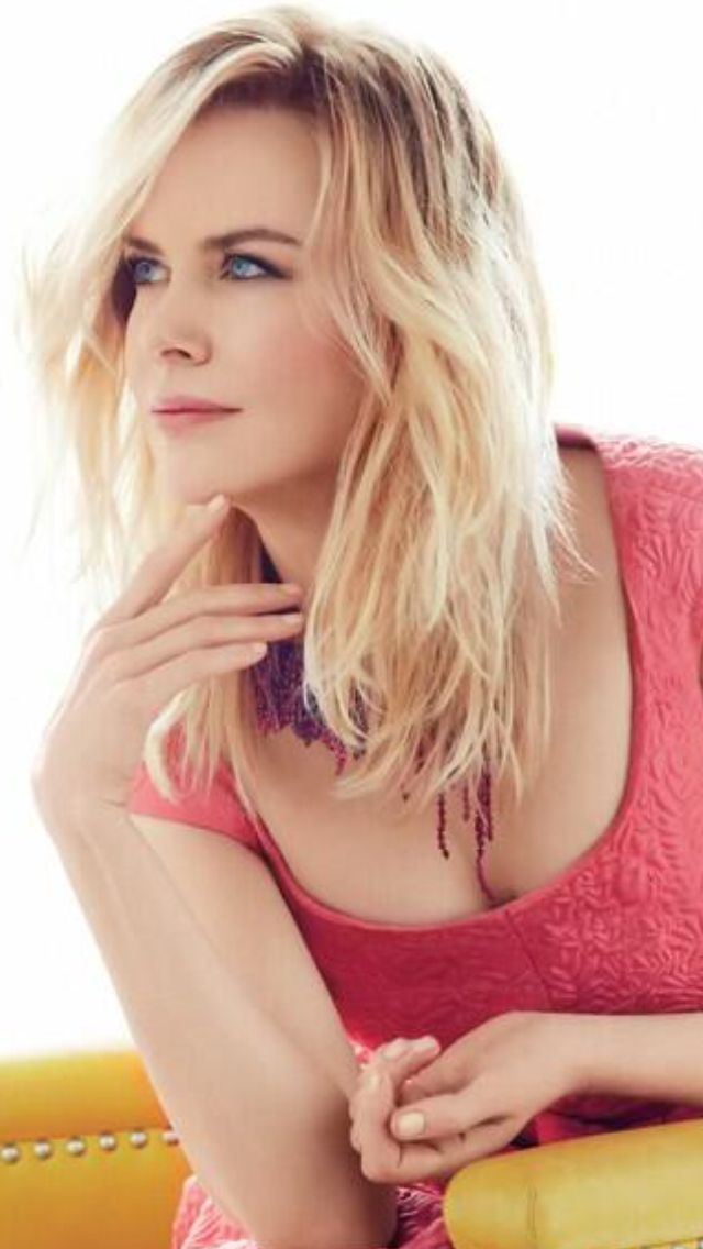 Nicole Kidman Stuns for American InStyle Magazine July