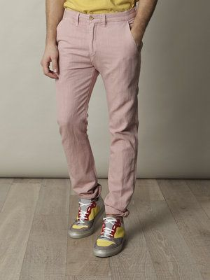 Fancy - LEVIS MADE AND CRAFTED The Spoke slim chino trousers from Matches Fashion