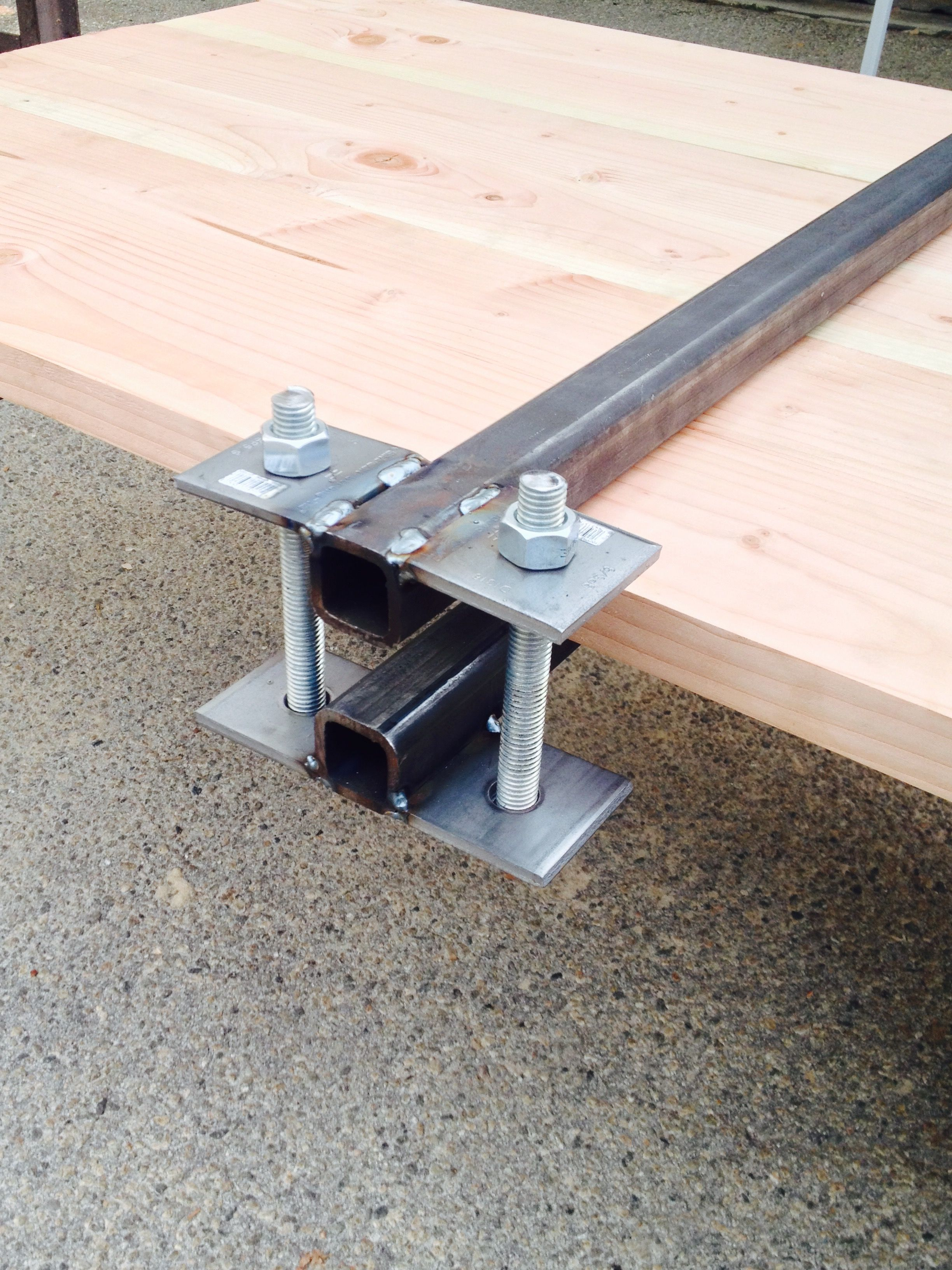 Diy Panel Clamps Homemade Tools In 2019 Pinterest Woodworking