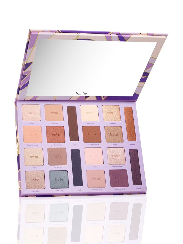 Tarte limited-edition color vibes Amazonian clay eyeshadow palette