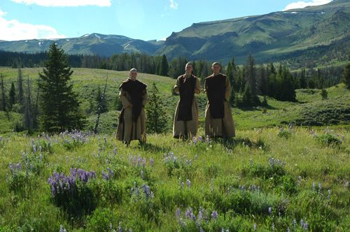 A link to another website from the Carmelite monks in ...