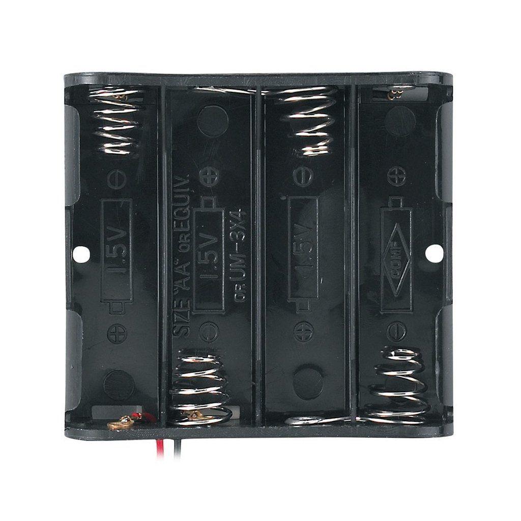 4 Aa Battery Holder Battery Holder Aa Batteries Battery