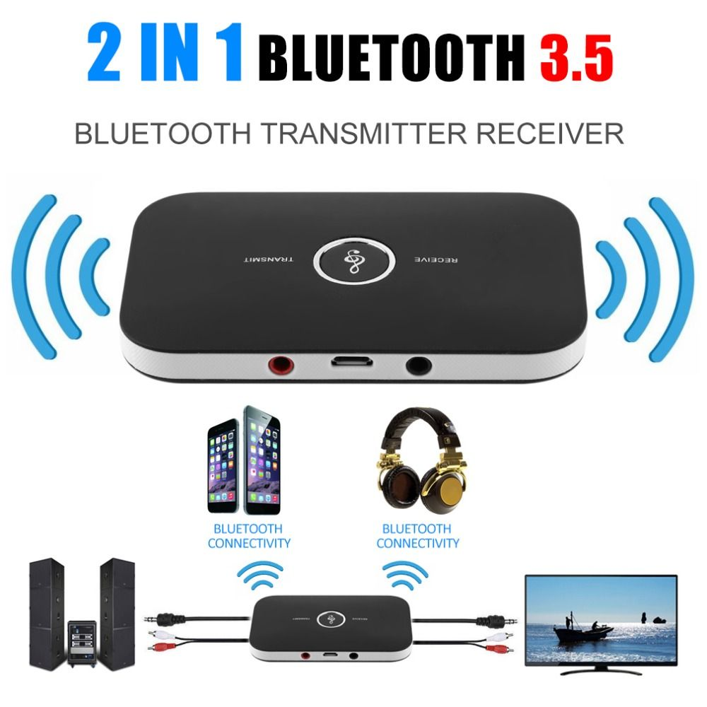 Bluetooth Transmitter For Tv Audio Wireless Transmitter And Receiver,support Di