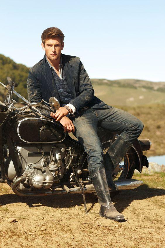 c60cb8ef4 Ralph Lauren | Motorcycles & Bikers | Pinterest | Chique