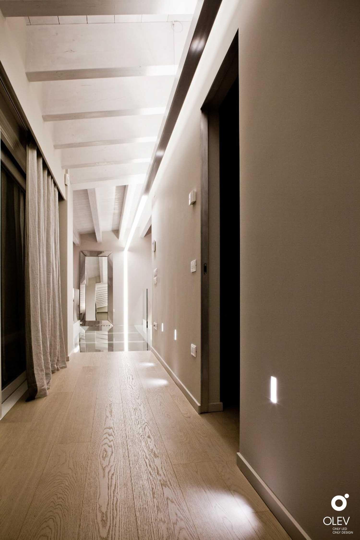 Travi A Vista Illuminazione solo led, solo design. | illuminazione travi, soffitti a