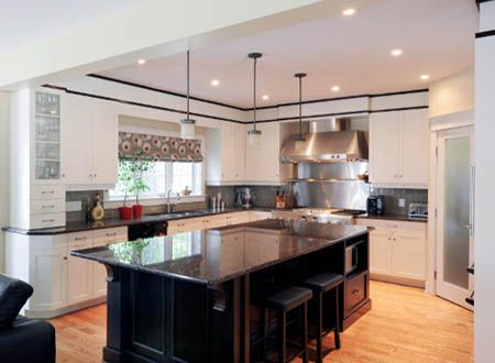 modern open concept kitchen with island with images kitchen inspirations kitchen remodel on kitchen remodel with island open concept id=75994