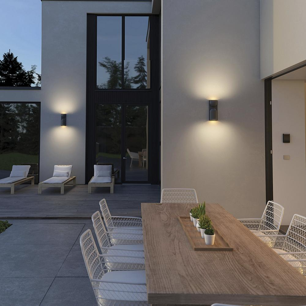 14 Exterior Outdoor Wall Lighting Ideas Ylighting Ideas Modern Outdoor Wall Lighting Outdoor Wall Lighting Modern Exterior Lighting