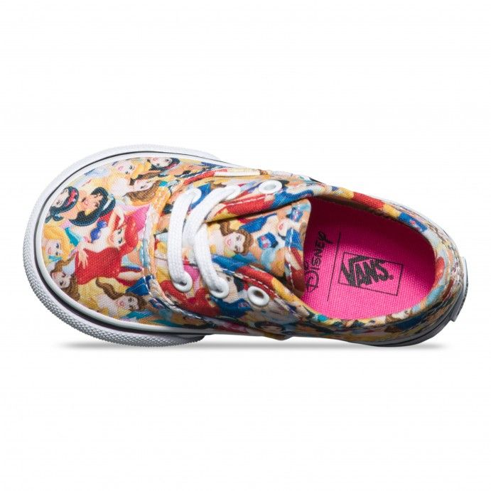vans toddler princess