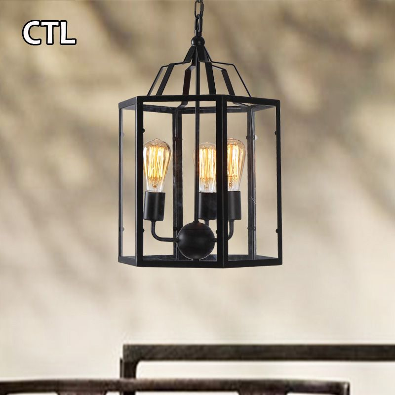 metal cage pendant light restaurant bars industrial vintage birdcage chandelier find complete details about metal - Birdcage Chandelier
