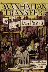 Manhattan Transfer Novel Wikipedia The Free Encyclopedia Passos Books Novels