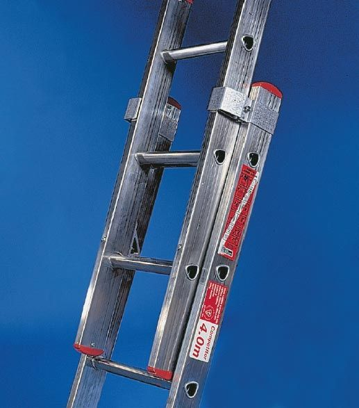 Titan Domestic 2 Section Ladder Class 3 Extension Ladders Diy Ladder Ladder Titans