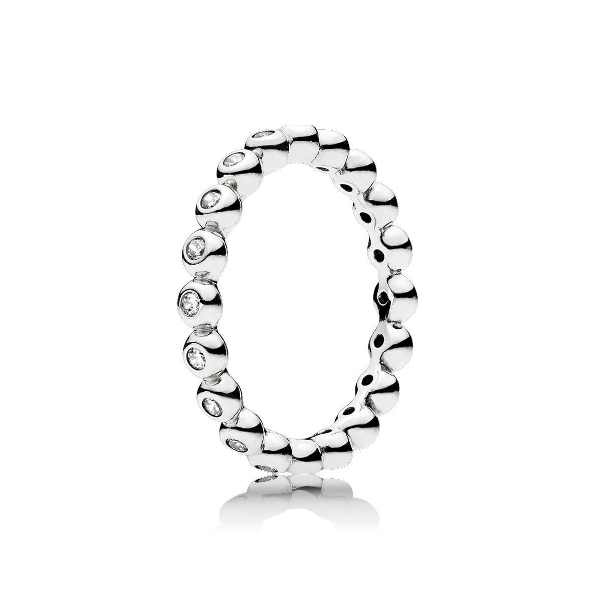 anillo pandora margaritas