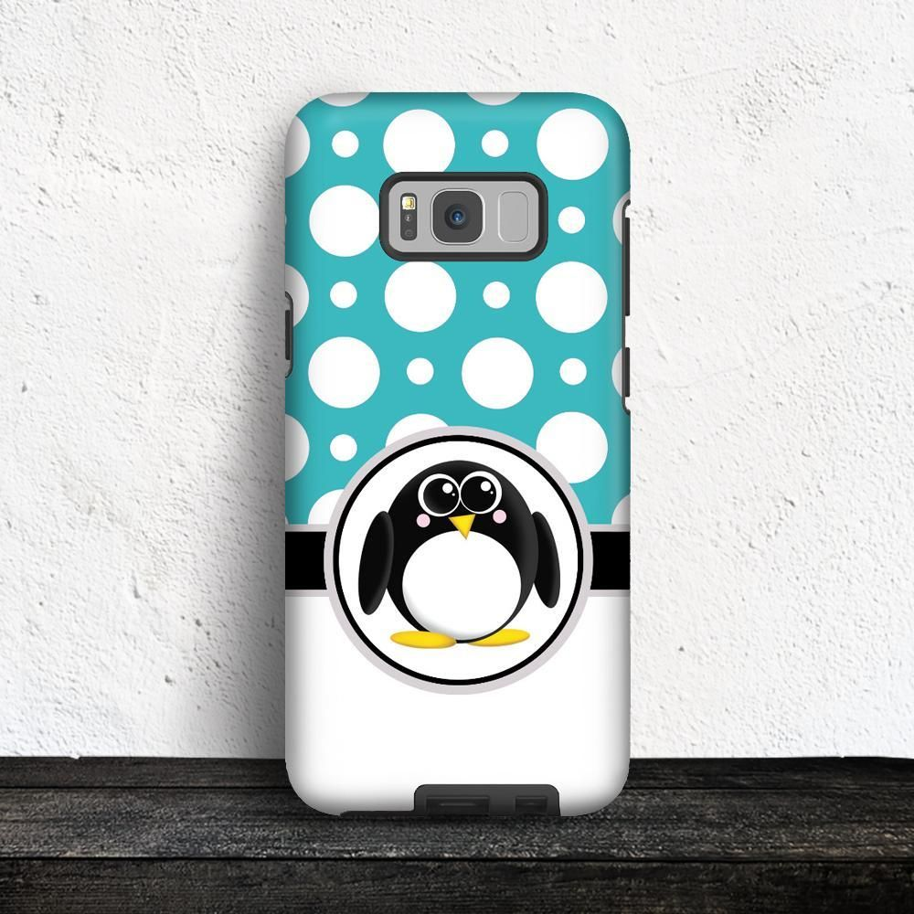 samsung s8 penguin phone case