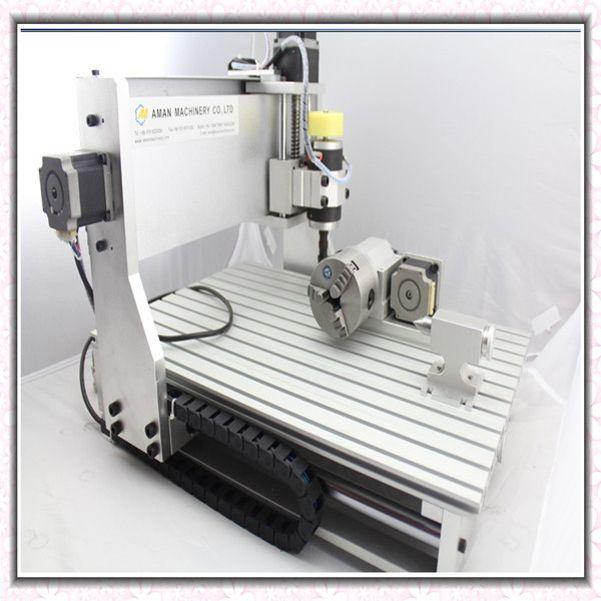 CNC MACHINE KIT 4 axis 3axis, HOBBY, DIY, PROFESSIONAL - ENGRAVING ...