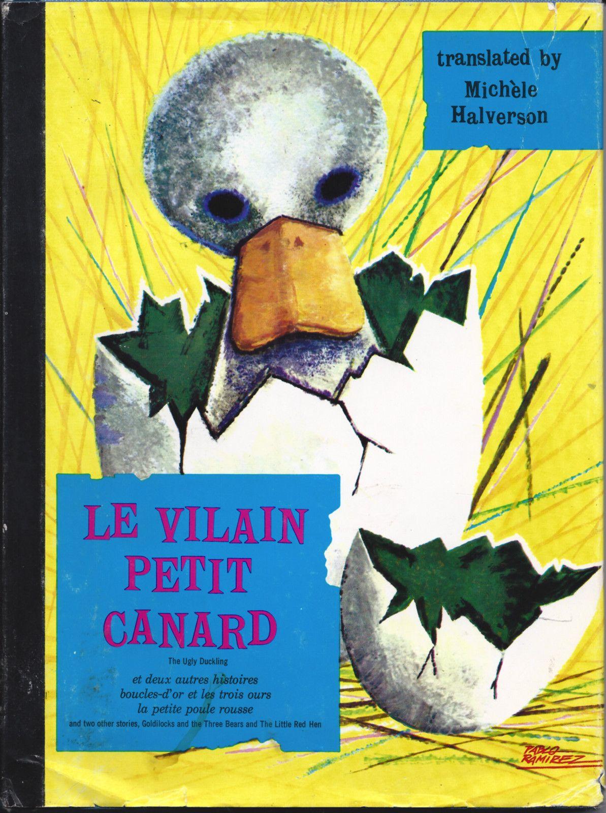 ''Le Vilain Petit Canard'', Merrill 1962. Cover