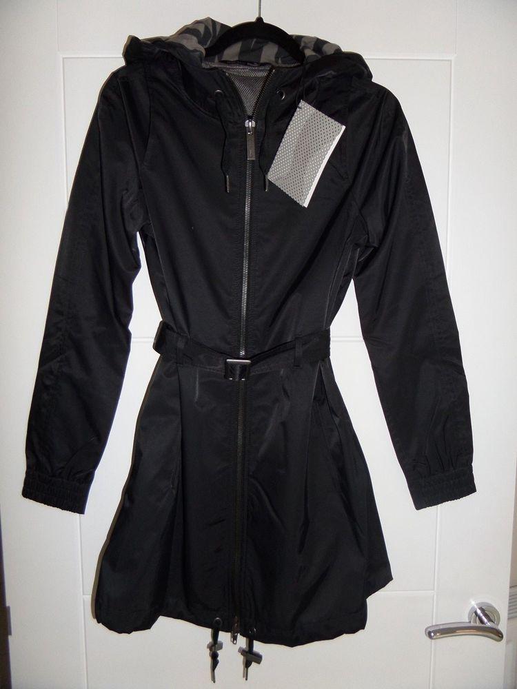Puma Ladies Size Jacket Coat Alexander Parka Mcqueen 34 S Womens 0wx8X58q