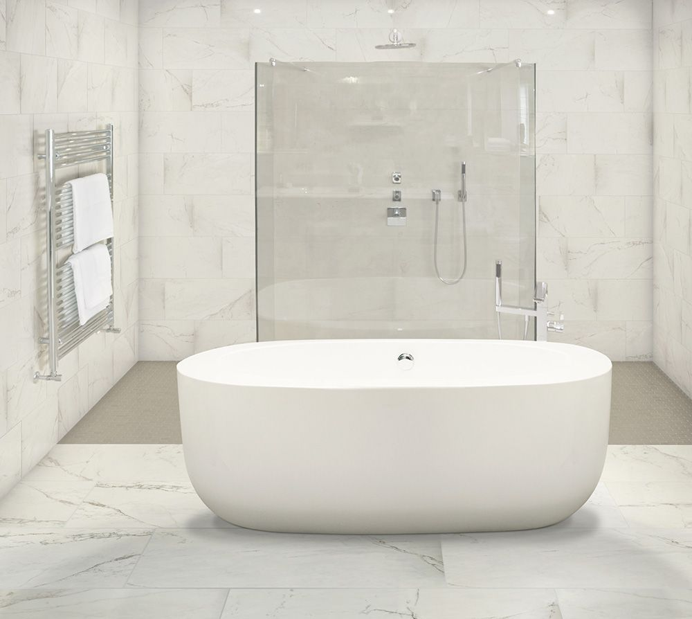 Photo Features Classentino Marble By Marazzi In Palazzo