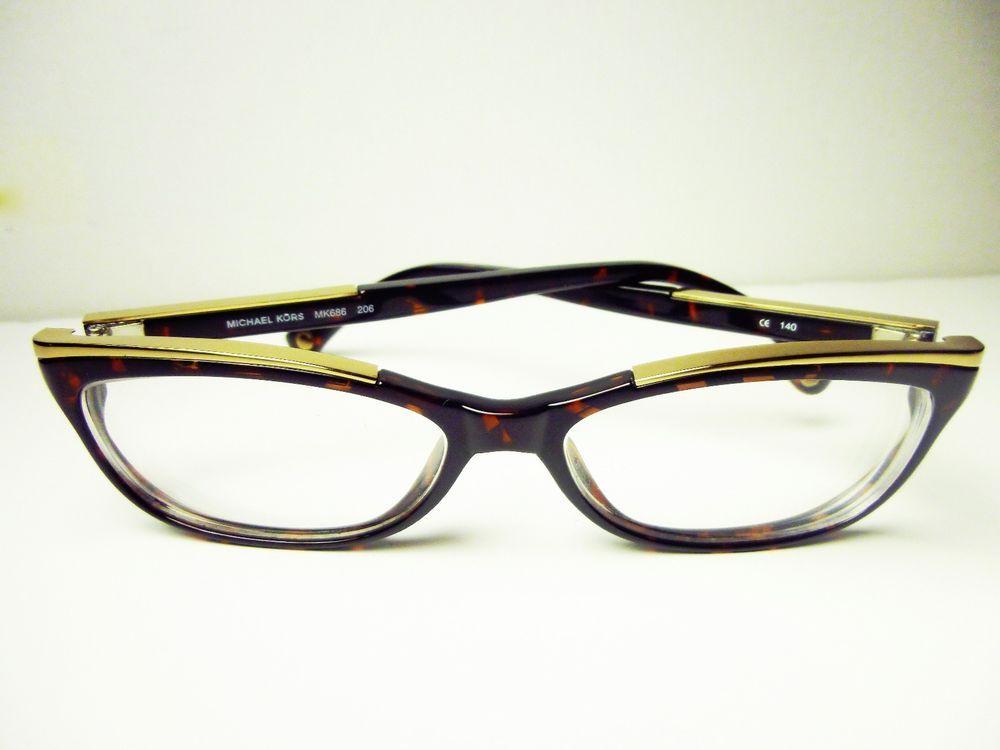Wonderful Michael Kors mk686 frames with free MK eyeglass case ...