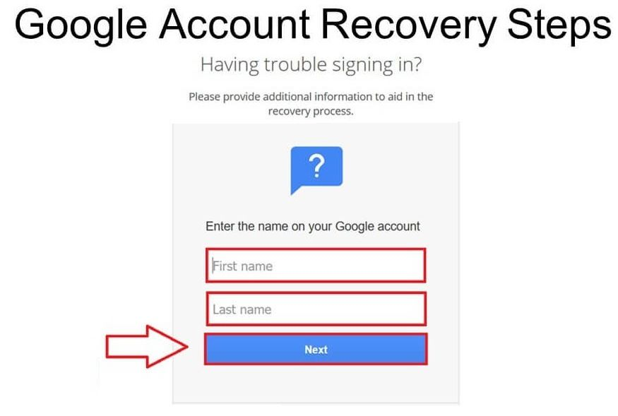 Google Account Recovery Not Working In 2020 My Google Account Account Recovery Accounting