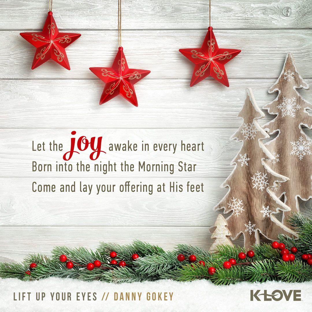 Lift Uo Your Eyes-Danny Gokey | Christmas | Pinterest | Savior ...