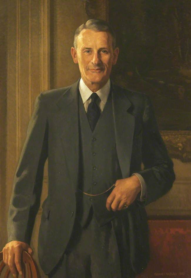 Sir John Cecil Masterman (1891–1977), Provost of Worcester College (1947–1961)