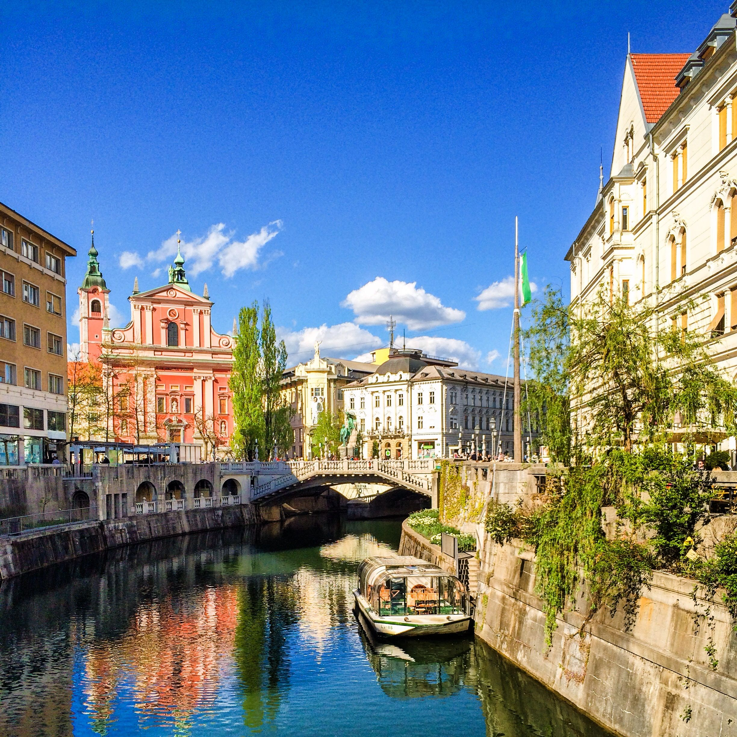 10 Most Underrated Cities In Europe 3 Ljubljana Slovenia It S No Wonder Anyone Who Has