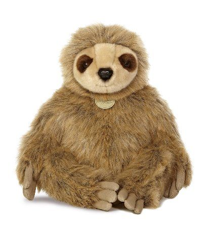 Aurora World Miyoni Large Sloth Plush What I Likes Pinterest