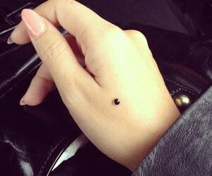 Hand piercing