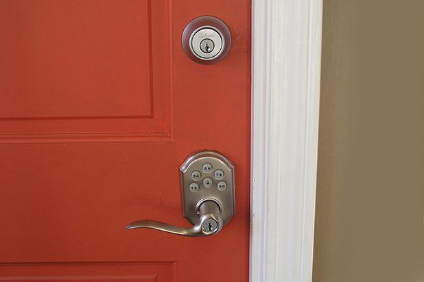 How To Easily Install A Deadbolt Lock Onto A Door Increase Your
