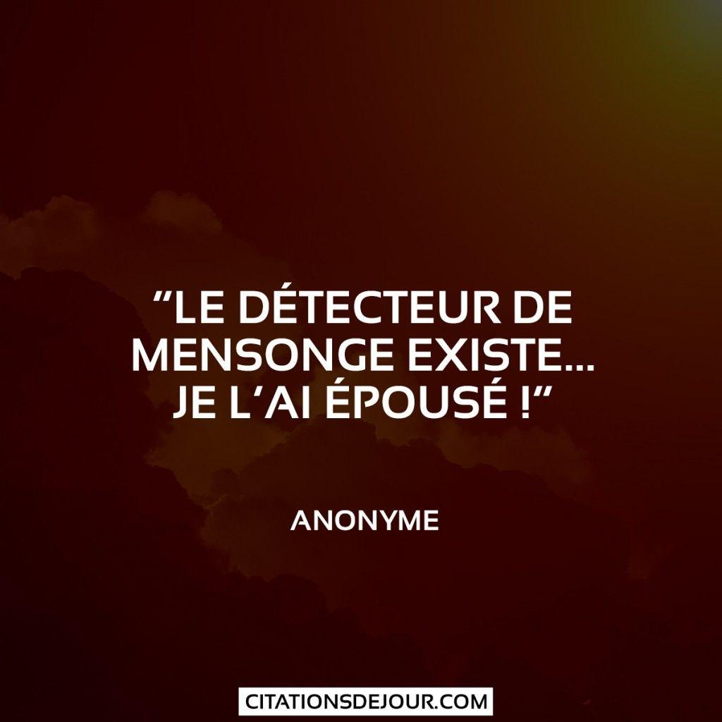 Citation Sur Les Hommes Et Les Mensonges Citations Blog