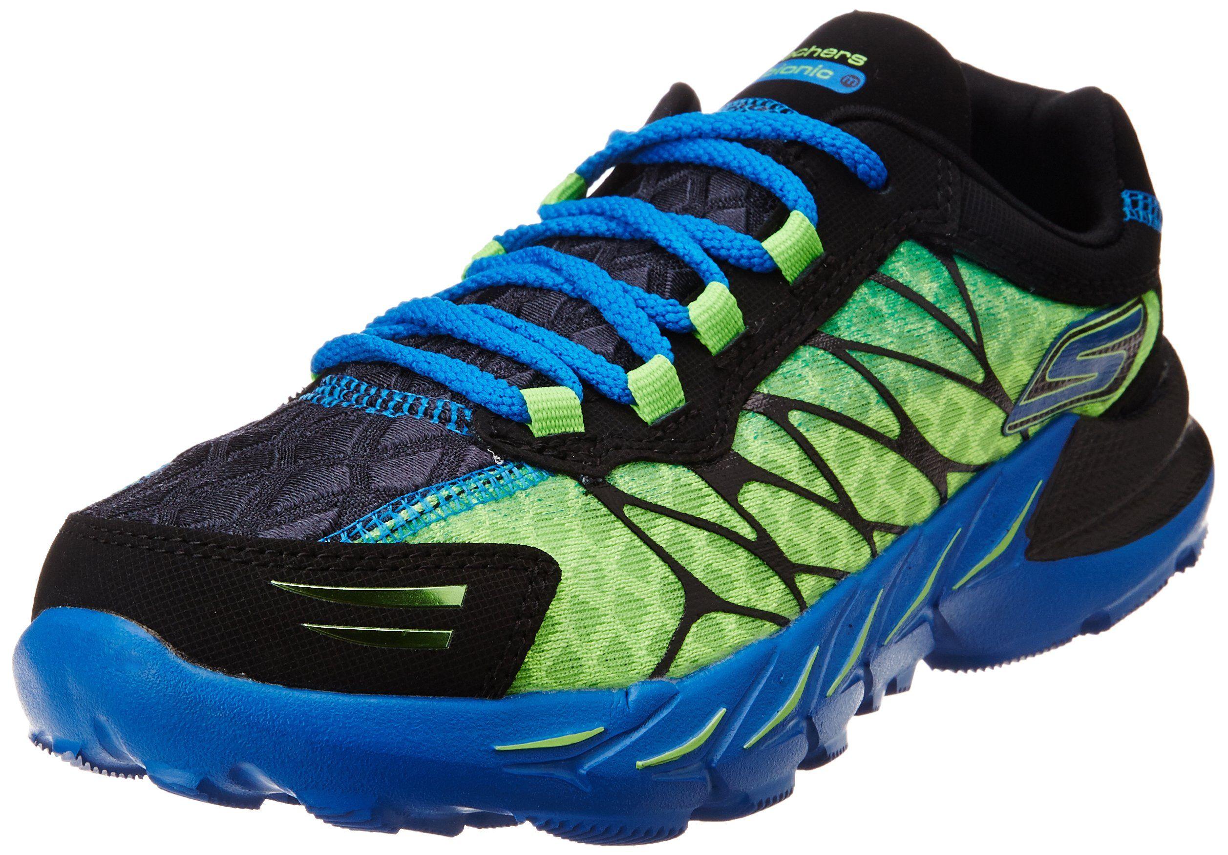 Skechers Kids 95685L GO Bionic Trail Athletic Sneaker